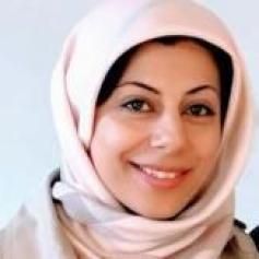 مریم السادات ضیاءالحق